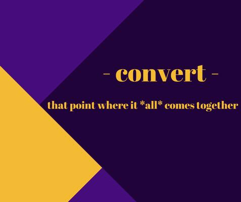 Inbound Methodology: Convert