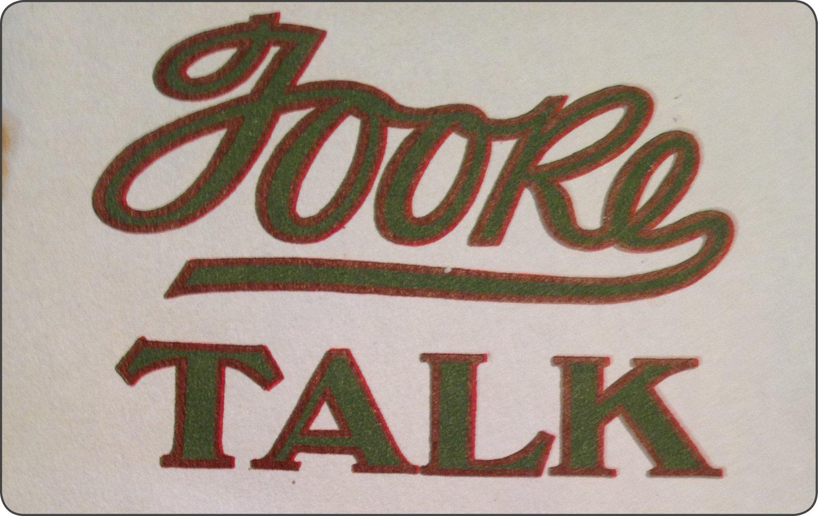 Tooke Talk by Tooke Brothers Ltd.
