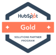 HubSpot - Gold Solutions Partner