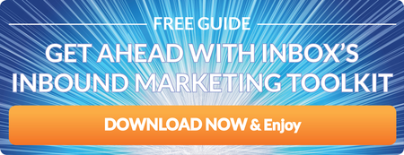 Get your Inbound Marketing Toolkit now!